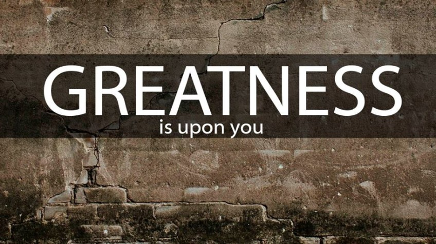 What Is Your Why To Greatness?
